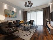 天来国际广场3室2厅2卫130㎡现代简约装修案例鉴赏