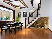 金色假日酒店式公寓4室3厅3卫210㎡中式