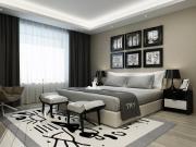 天安珑园4室2厅3卫170㎡现代简约风格设计案例