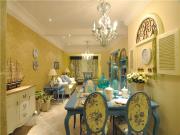 黄石花园3室2厅2卫116㎡地中海