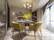 经典两居室现代风装修案例