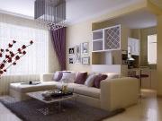 华富家园3室2厅1卫103㎡现代简约