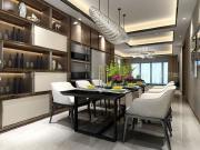 地产尚海郦景4室2厅2卫147㎡现代