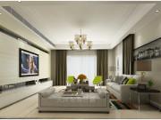 天津华纳豪园三期4室2厅2卫195㎡现代