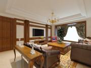 江胜天鹅湖5室2厅3卫189㎡美式新古典