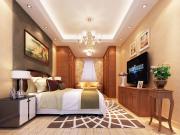 东港印象家园4室1厅2卫120㎡现代