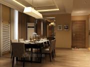 金地格林世界3室2厅2卫130㎡现代港式