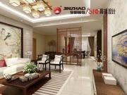 慧翔龙苑4室3厅3卫280㎡新中式