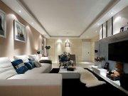 水琳园3室2厅1卫110㎡现代简约