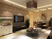 龙城花园(龙邸)3室2厅1卫112㎡现代简约