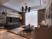 渤海明珠3室2厅2卫140㎡现代