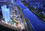 彰显城市高度 通州富力中心项目国际超甲级写字楼新品圆满发布