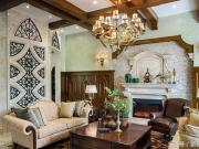 郑州田园牧歌庄园400平叠加别墅,尽显低调奢华