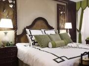 秦皇岛玉龙湾三室两厅136平米东南亚风格装修案例效果