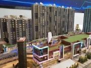 东渡悦来城一一青浦城区地铁上盖高端住宅火爆销售中,还有产权重餐饮沿街商铺