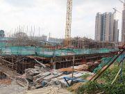 岭南印象二期规划3幢洋房 施工进度图抢