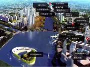 通州将建国际森林城市 V7九间堂在蓝绿交织点睛处