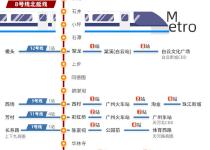 实测8号线北延段,半小时贯穿三大主城区!