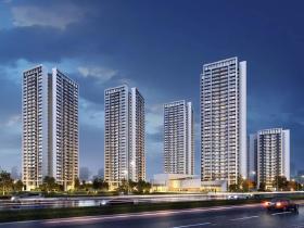 焦点评测:中海双新盘五一齐入市!番禺中海左岸澜庭叫板亚运城?