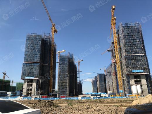 哈尔滨新区6盘最新进度播报 区域房价5年变化大