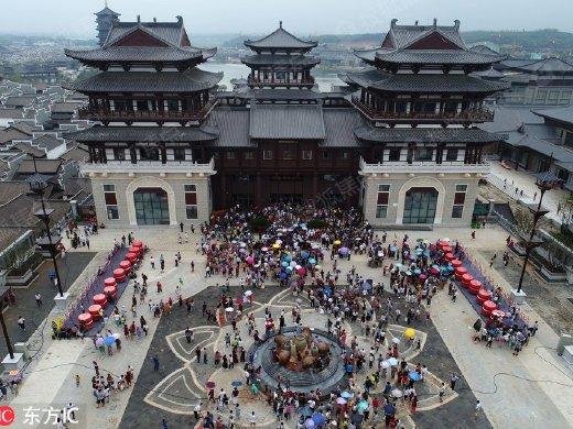 国庆铜官窑古镇门票或将回归300元 服务是否也在升级?