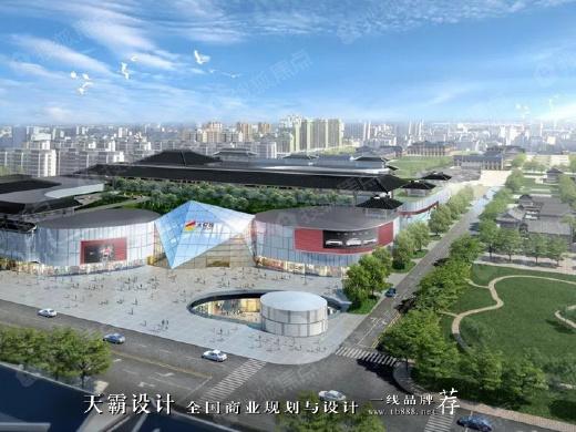 """""""潮""""建筑:西安大悦城PK西安MOMOPARK购物中心"""