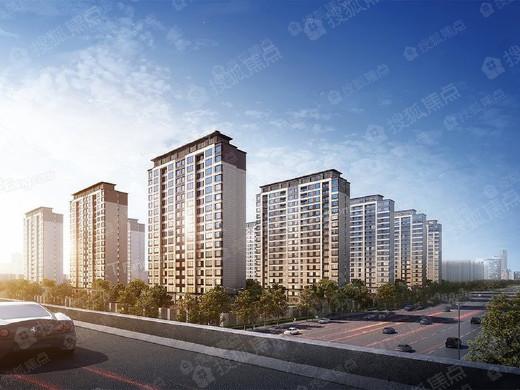 """紫誉华庭采用""""温暖的东方现代主义"""" 匠心打造新亚洲建筑社区"""