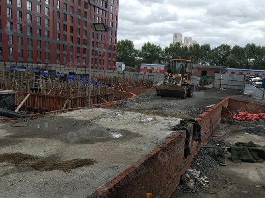 哈尔滨3盘最新施工进度播报 总价46万起就可以在道外买两居