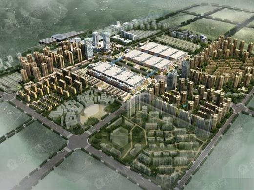锦绣兰城一期一、二号地块进行开发销售