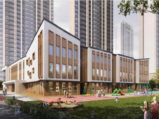 金科·集美天城普通住宅均價8500元/平方米