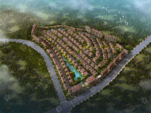 龙境云庄修建性详细规划建设项目 批前公示
