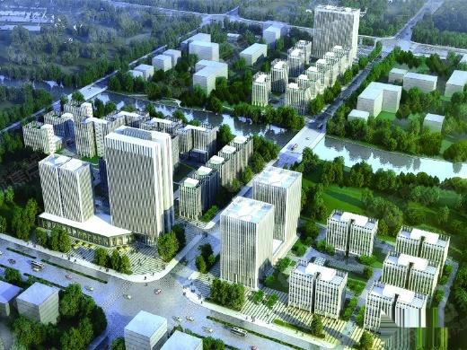 焦作山阳科技总部新城