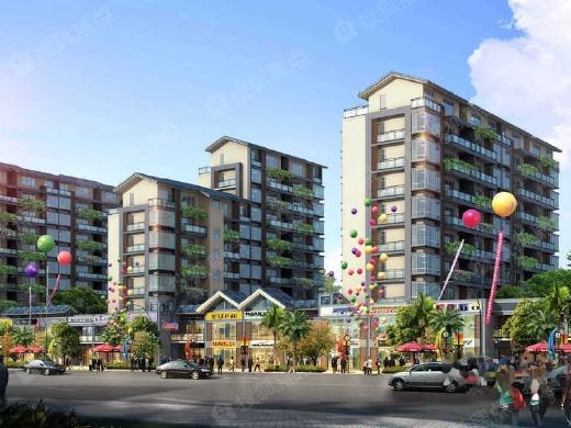桂林润鸿水尚怎么样 最新房价走势和户型图解析