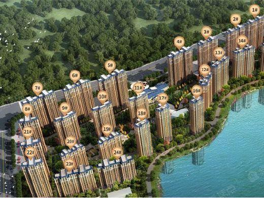 乌市沙区周成交多次位列榜首原来受市民关注的楼盘在这里
