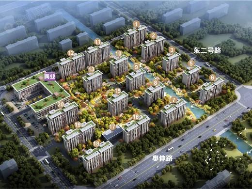 东营东城南展区2019最新开盘在售热销楼盘一览表