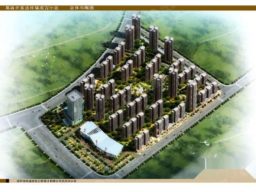 鄂州祥瑞东方城