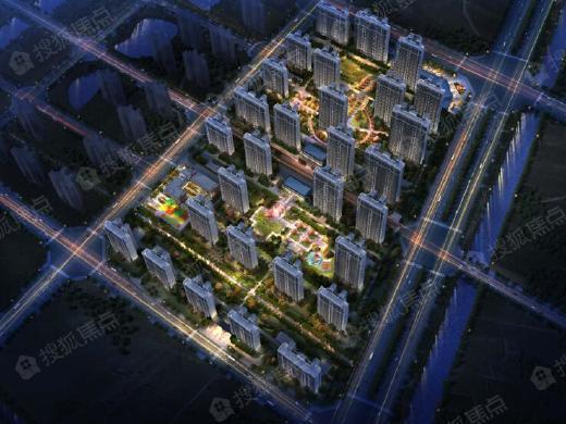 徐州金山桥开发区美的·东湖天城