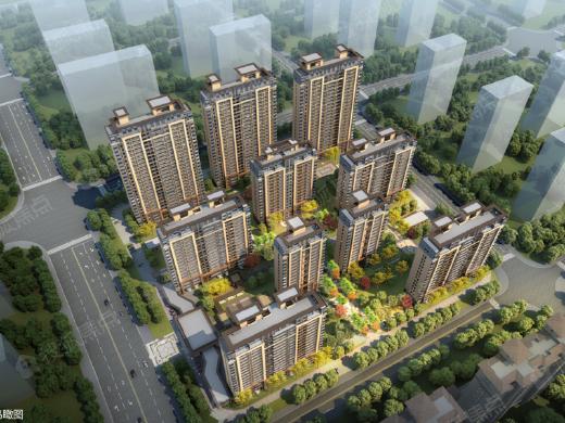 东旭御园预计2021年统一交房