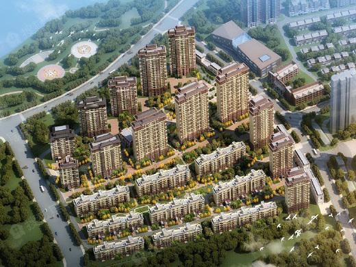 ?恒大盛京世家高層均價8500元/平方米