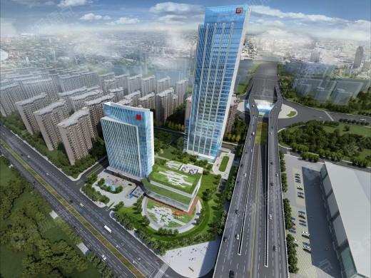 联泰滨江中心目前2#LOFT公寓在售,面积约50㎡