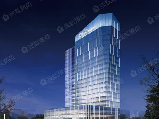 烟台莱山杰瑞·橙色科技大厦