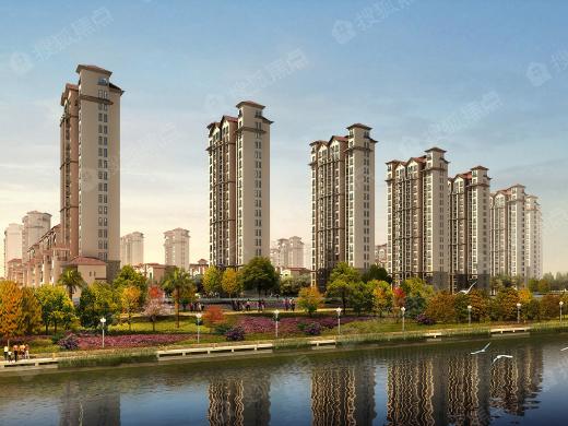 郑州新密溱水上河府