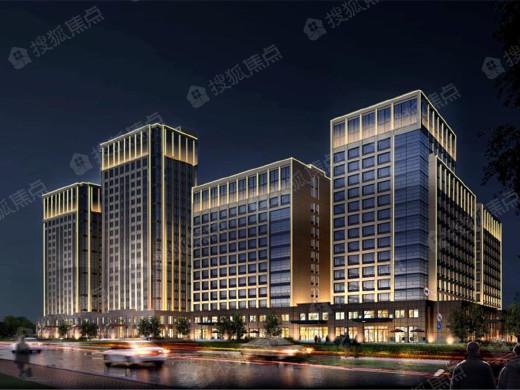 烟台开发区海纳科技金融商业广场