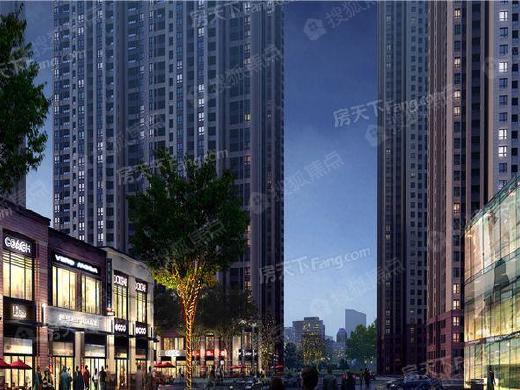 【远洋心汉口】城市主轴之上 璀璨都会至此盛放
