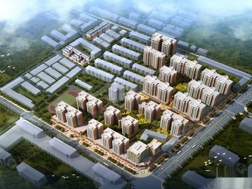 金北华城·熙苑周边环境怎么样?值的购买吗?