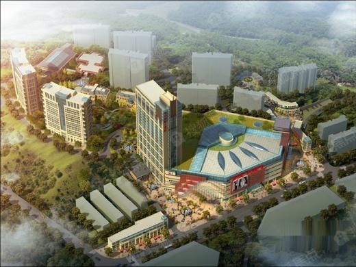 安庆太湖马山国际广场