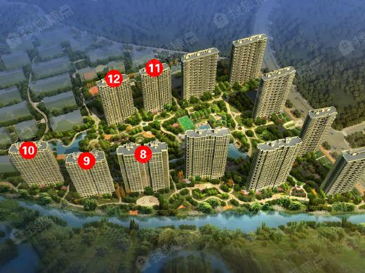 嘉兴市中心区置业热度不减,还有哪些楼盘即将入市?