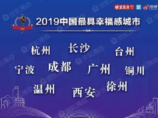 """幸福啊!广州入选""""2019最具幸福感城市""""在这里买房没错了!"""