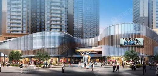 壹方天地A区8月亮相 为龙华带来全新购物空间