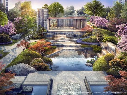 龙湖·天奕| 世界豪宅实体样板区&景观体验区 即将绽放